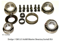 Dodge GM 11.5 AAM Master Bearing Install Kit R11.5CRMK - GM Rear Diff