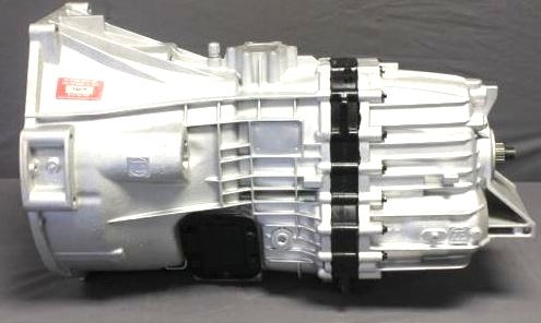 Rebuilt Ford S6-650 6 Speed Transmission, S6-650-R1
