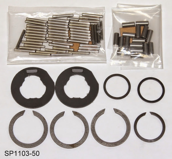 Jeep SR4 Small Parts Kit, SP1103-50