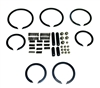 NV3500 NV3550 5 Speed Small Parts Kit, SP3500-50 - Jeep Repair Parts