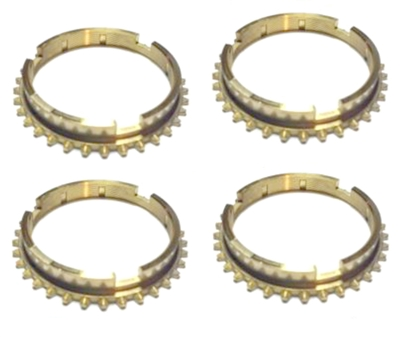Muncie M20 4 Speed Synchro Ring Kit 4rings without shoulder, SRK117