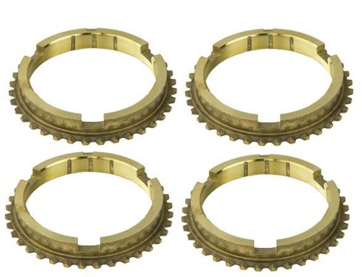 Borg Warner Transmission Parts >> Borg Warner T10 Synchro Ring Kit Srk166a
