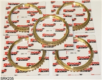NV3500 NV3550 Dodge GM Jeep Synchro Ring Kit, SRK235