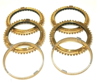 TR3650 Synchronizer Ring Kit SRK255 - Ford Transmission Blocker Part