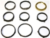 T56 Synchro Ring Kit, Corvette SRK396A - Transmission Repair Parts