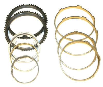 Dodge G56 Synchronizer Ring Kit SRK474 - ZF S542 5 Speed Repair Part