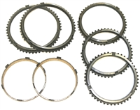 ZFS6-650 Synchro Ring Kit SRK486 - Ford Transmission Part