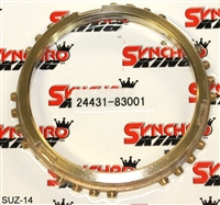 Suzuki 1-2 Synchro Ring, SUZ-14 - Suzuki Transmission Repair Parts | Allstate Gear