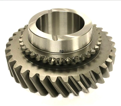 Borg Warner T10 1st Gear 34 Angled Teeth, T10W-12 - Transmission Parts | Allstate Gear