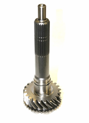 Borg Warner T10 Input Shaft 21 Tooth 2.43 Ratio, T10W-16CH | Allstate Gear