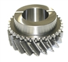 Borg Warner T10 3rd Gear 21 Tooth, T10X-11 - Transmission Repair Parts