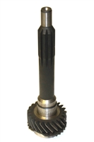 T5 Input 23T 9.306 Overall Length, Tapered Pocket Bearing, T1105-16Z