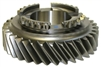 T5 2nd Gear 33T use with 070 Cluster 1352-080-028 - T5 Ford Part