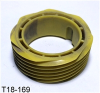 Speedometer Gear 7 Tooth Yellow, T18-169 - Dodge Transmission Parts | Allstate Gear