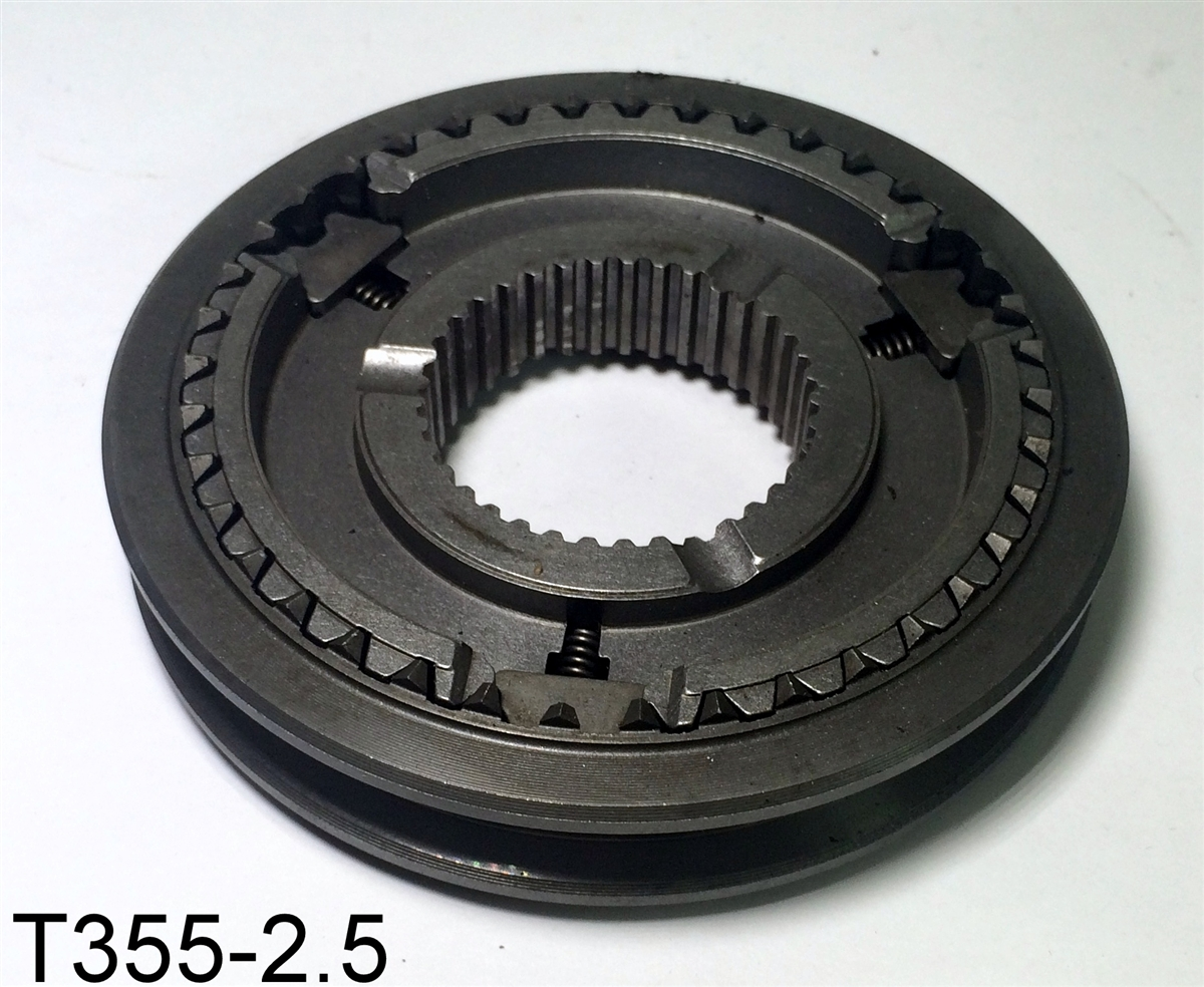 T355 3-4 Synchronizer Assembly, T355-2 5 Out Of Stock