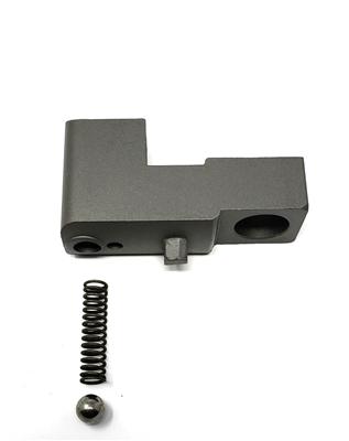 T5 Mustang Shifter Rail Selector Offset Block Lug Kit, T5-245K - Ford Mustang Part | Allstate Gear