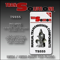 M5R1 M5R2 Top Cover Plug Kit, TS555 - Ford Transmission Repair Parts