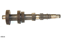Toyota W55 W56 Cluster Shaft, W56-8 - Toyota Transmission Repair Parts