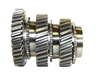 Muncie M20 M21 Main Shaft Gear Set, 1st-2nd-3rd, WT297-1X2X3