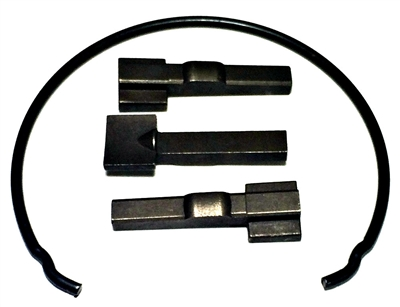 Jeep T150 1st Synchro Key & Spring Kit, WT299-K - Transmission Parts