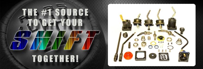 Manual Transmission Gear Shifter Parts, Kits – Allstate Gear