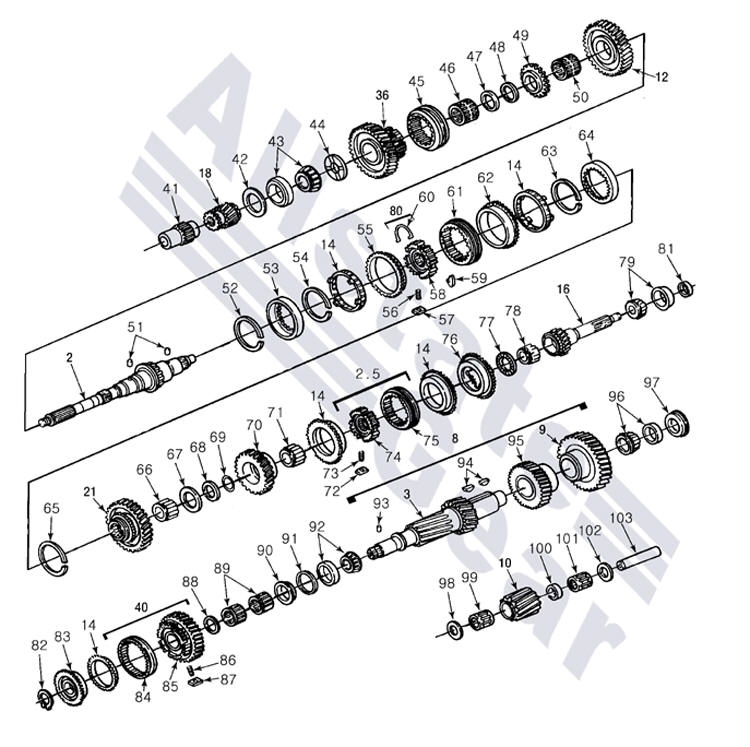 dodge parts diagram dodge nv4500 diagram drawing dodge transmission repair parts  dodge nv4500 diagram drawing dodge