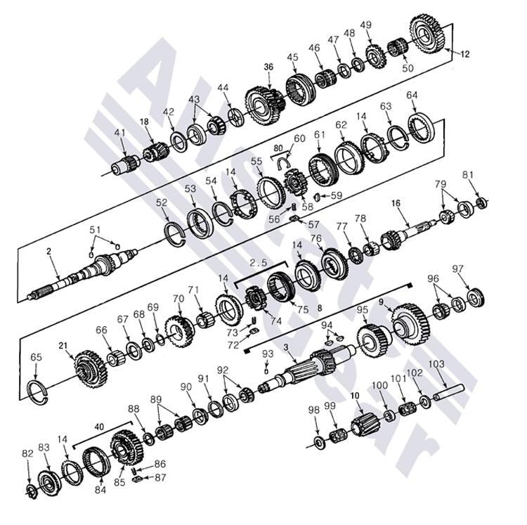 saturn transmission parts diagram gm nv4500 diagram drawing chevrolet transmission repair parts  gm nv4500 diagram drawing chevrolet
