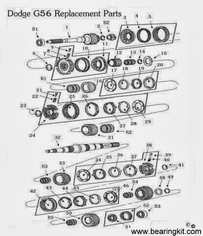 dodge transmission repair parts g56 diagram drawing rh allstategear com Dodge G56 Transmission G56 Transmission Cooler