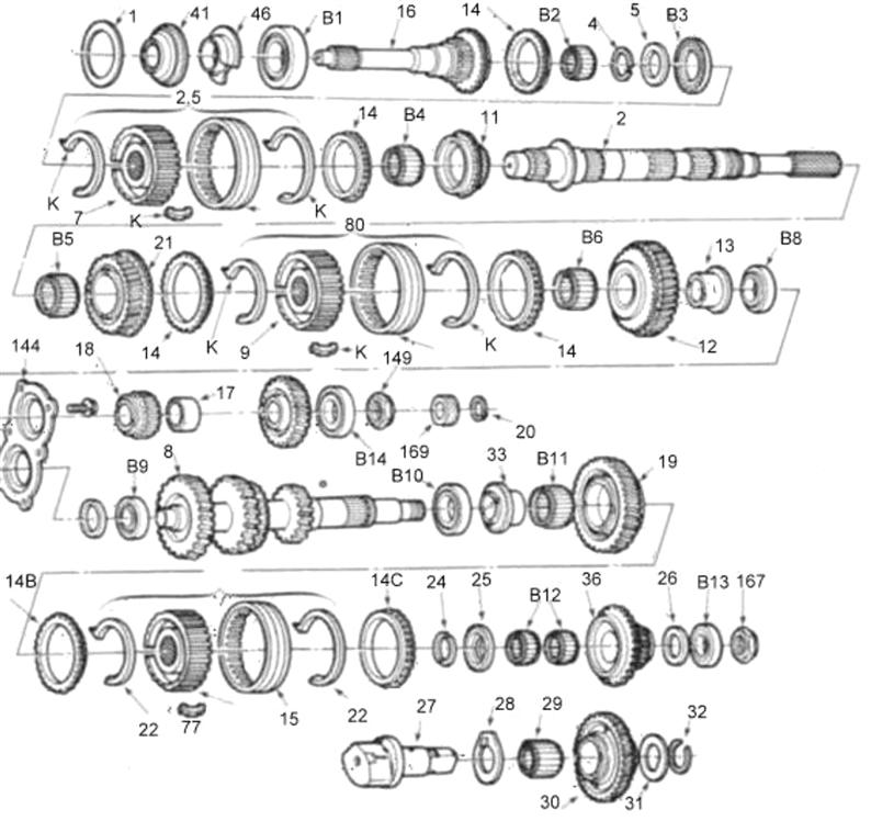 2983?1535292587 ford transmission repair parts m5r1 diagram drawing