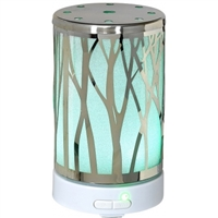 SILVER BRANCHES ULTRASONIC MIST DIFFUSER