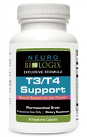 T3/T4 Support - 60 Capsules