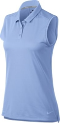 Nike Women's Sleeveless Dry Polo (DISCONTINUED)