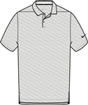 Men's Vapor Micro Stripe Polo