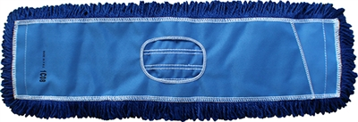 Microfiber Dust Mop - Blue 48""