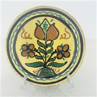 Floral Plate $45