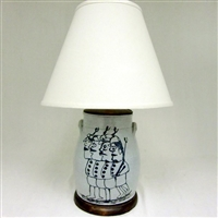 Redstoneware Marching Soldiers Lamp $415