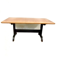 Union Village Trestle Table $2275