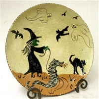 Witch Plate (MTO) $135