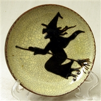 Witch Plate (MTO) $45