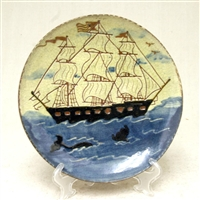 Whaling on the Northwest Coast Plate $105