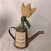 Watering Can Tulip $27.50