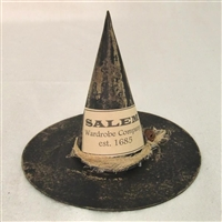 Small Witch Hat $18.75