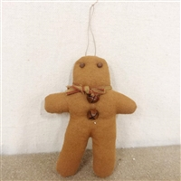 Gingerbread Ornament $15