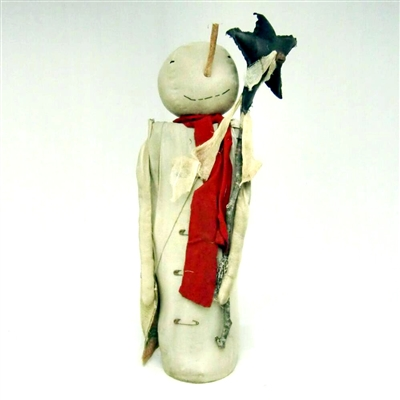 Snowman with Star $85