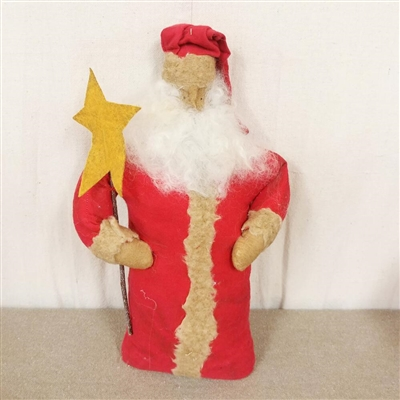 Santa with Gold Star $50