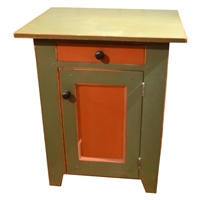 One Door One Drawer Cupboard $1260