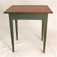 Custom Lamp Table $495 (SR)