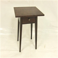 Splay Leg Table with Drawer $630