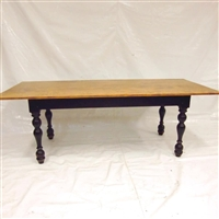 Extended Length Farm Table $2455