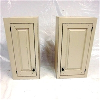 Pair of Wall Cabinets $1100